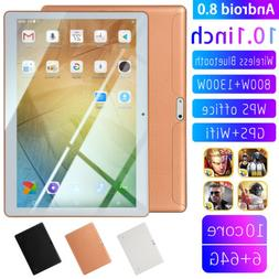 10.1 Inch HD Game Tablet Computer PC 10 Core Android 8.0 GPS
