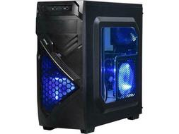 10-Core Gaming Computer Desktop PC Tower 3TB HDD Quad 8GB AM