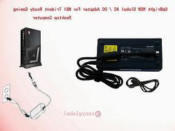 19.5V 11.8A AC/DC Adapter For MSI Trident Ready Gaming Deskt