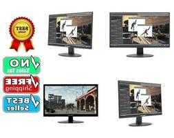 20''LED Computer Monitor With Built Dual Speakers HDMI DVI V