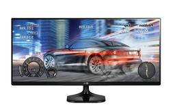 LG 25 Inch 21:9 Ultra Wide IPS Monitor with Screen Split wit