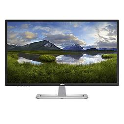 "Dell D Series LED-Lit Monitor 31.5"" White D3218HN, FHD 1920x"