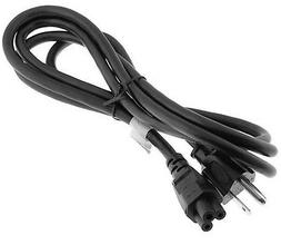 4 Feet 3 Prong Notebook Laptop Computer AC Power Cord for HP