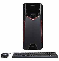 Acer Aspire Gaming Desktop, 7th Gen Intel Core i7-7700, AMD