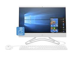 HP 22-inch All-in-One Computer, Intel Core i3-8130U, 4GB RAM