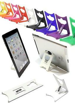 Apple iPad 9.7 Computer Tablet Holder WHITE iClip Folding Tr