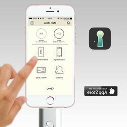 Opro9 iSafeFile Flash Drive for Computer, iPhone & iPad