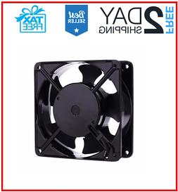 Axial Cooling Fan Computer System Ventilation Blower Cabinet