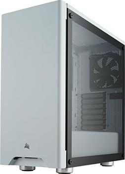 CORSAIR CARBIDE 275R Mid-Tower Gaming Case, Tempered Glass-