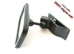 Clip On Rear View Mirror For PC Monitors Or Anywhere Compute