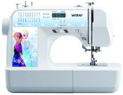 brother Computer sewing machine Anna and Queen of Snow AF200
