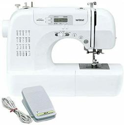 Brother computer sewing machine PS205 white from Japan