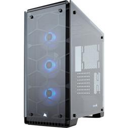 Corsair Crystal Series 570X RGB ATX Mid-Tower Case - CC-9011