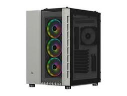 Corsair Crystal Series 680X RGB CC-9011169-WW White Steel /