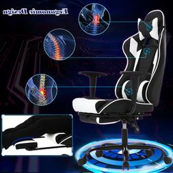 Gaming Chair Cheap Desk Chair Executive PU Leather Rolling S