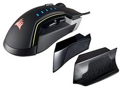 CORSAIR Glaive - RGB Gaming Mouse - Comfortable & Ergonomic