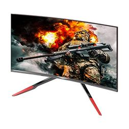 VIOTEK GN32DR 32-inch Curved Pro Gaming Monitor with Rage-Pr