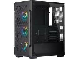 Corsair iCUE 220T RGB Airflow CC-9011173-WW Black Steel / Pl