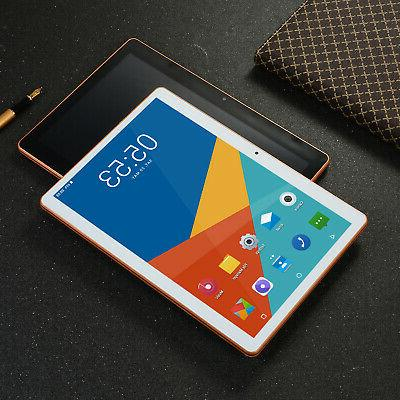 10.1 Inch Tablet Core Android 8.0 GPS Wifi