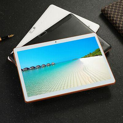 10.1 Inch Tablet Computer Ten Core Android 8.0 Wifi Dual
