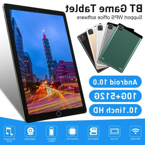 10 1 inch hd wifi tablet game