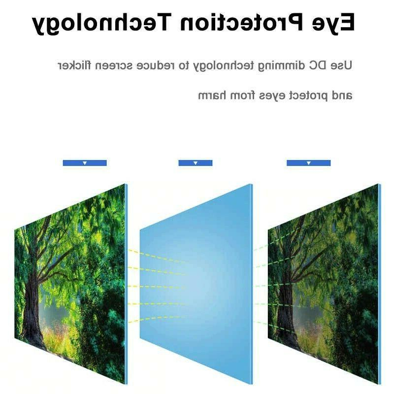 HUGON 24 TFT/LCD Curved Screen