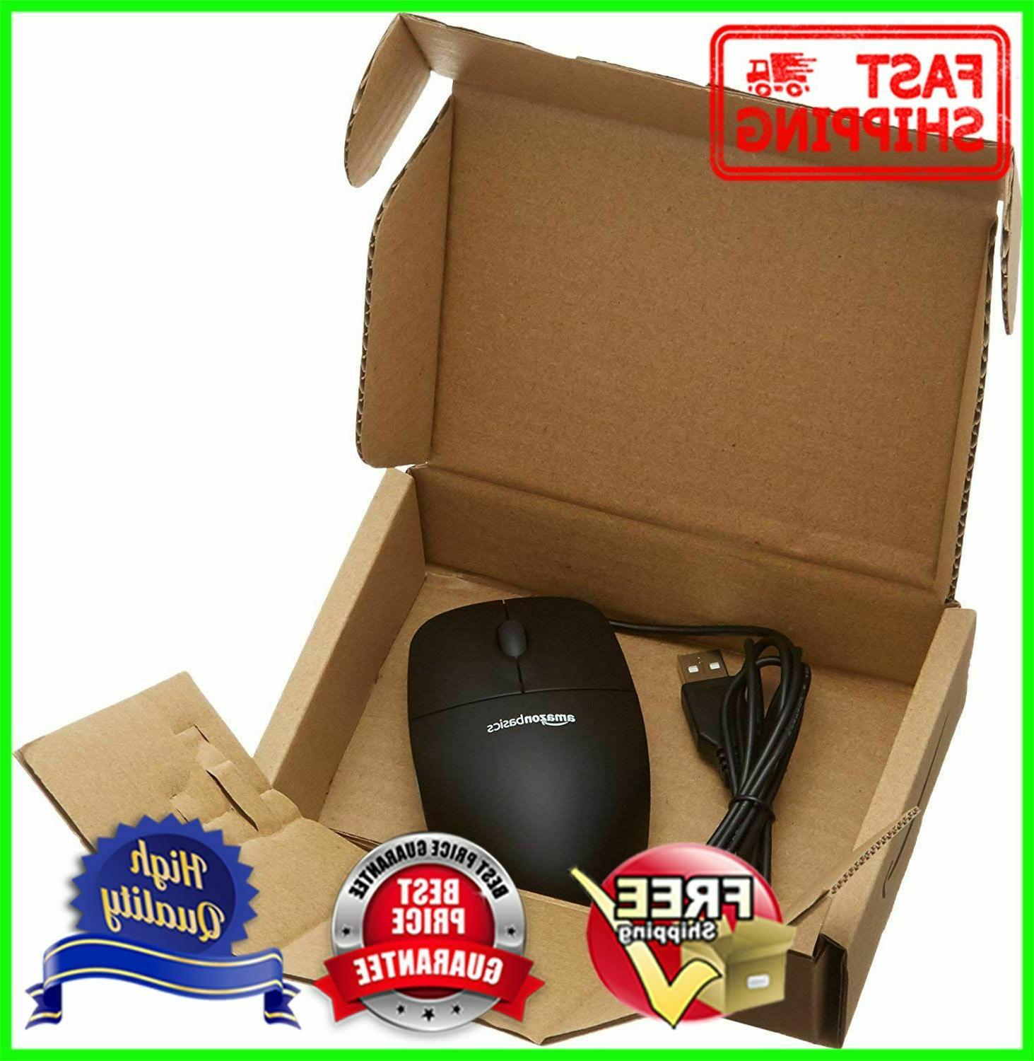 Computer Mouse 1-Pack, Black