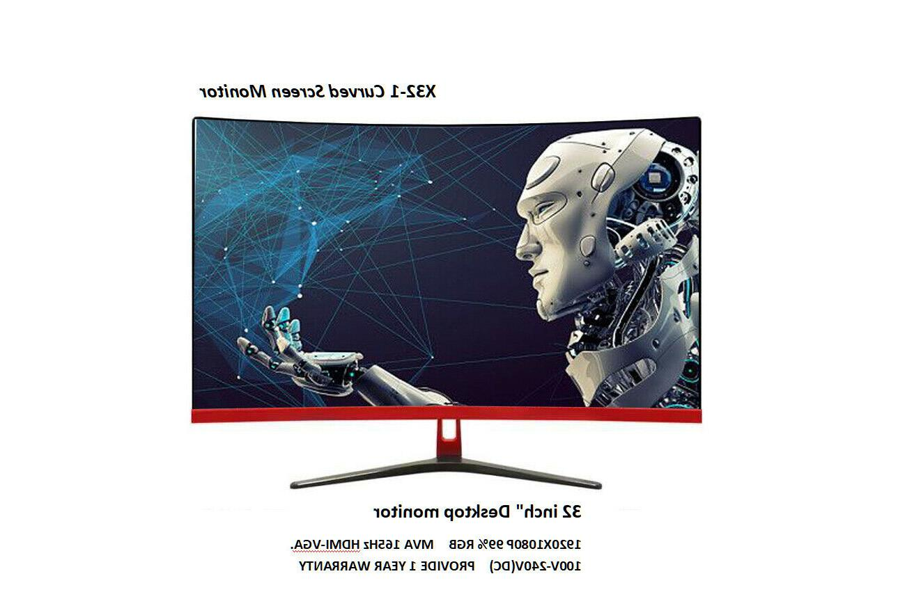 32 inch curved 165hz monitor gaming competition