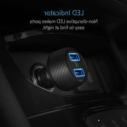 Anker Dual USB Car Charger Charge 2