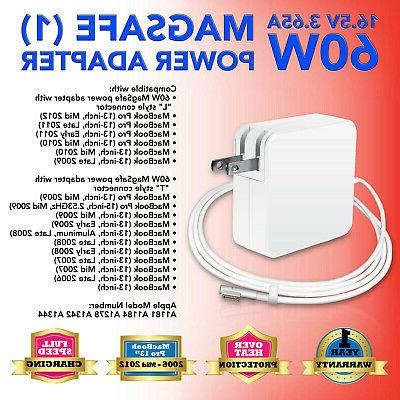 60w for apple macbook pro 13 ac