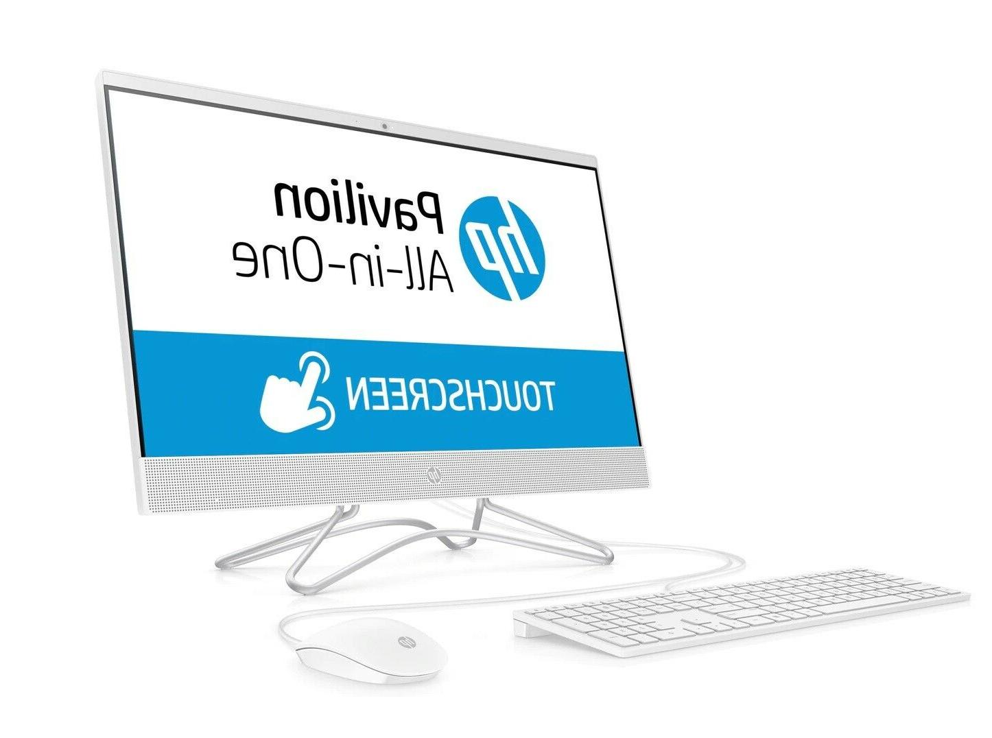 "HP All in Computer Touchscreen 24"" 10 1TB"