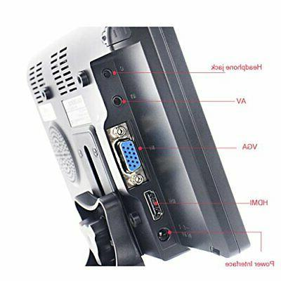 Car Sourcingbay Inch Monitor Built-in with