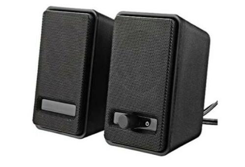 computer speakers usb powered a100