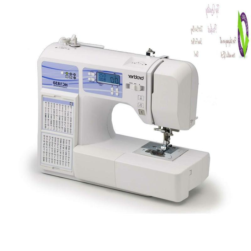 Brother Computerized Quilting Built-In 8