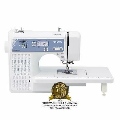 computerized sewing machine xr9550prw project runway limited