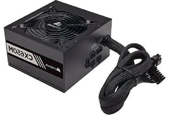 Corsair Cx Series 650 Watt 80 Plus Bronze Modular Power Supp