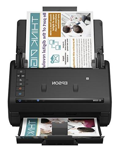 ds 530 sheetfed scanner