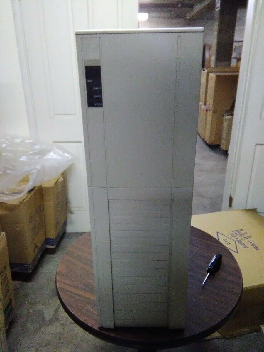 Full AT Tower Computer Case Wheels 386