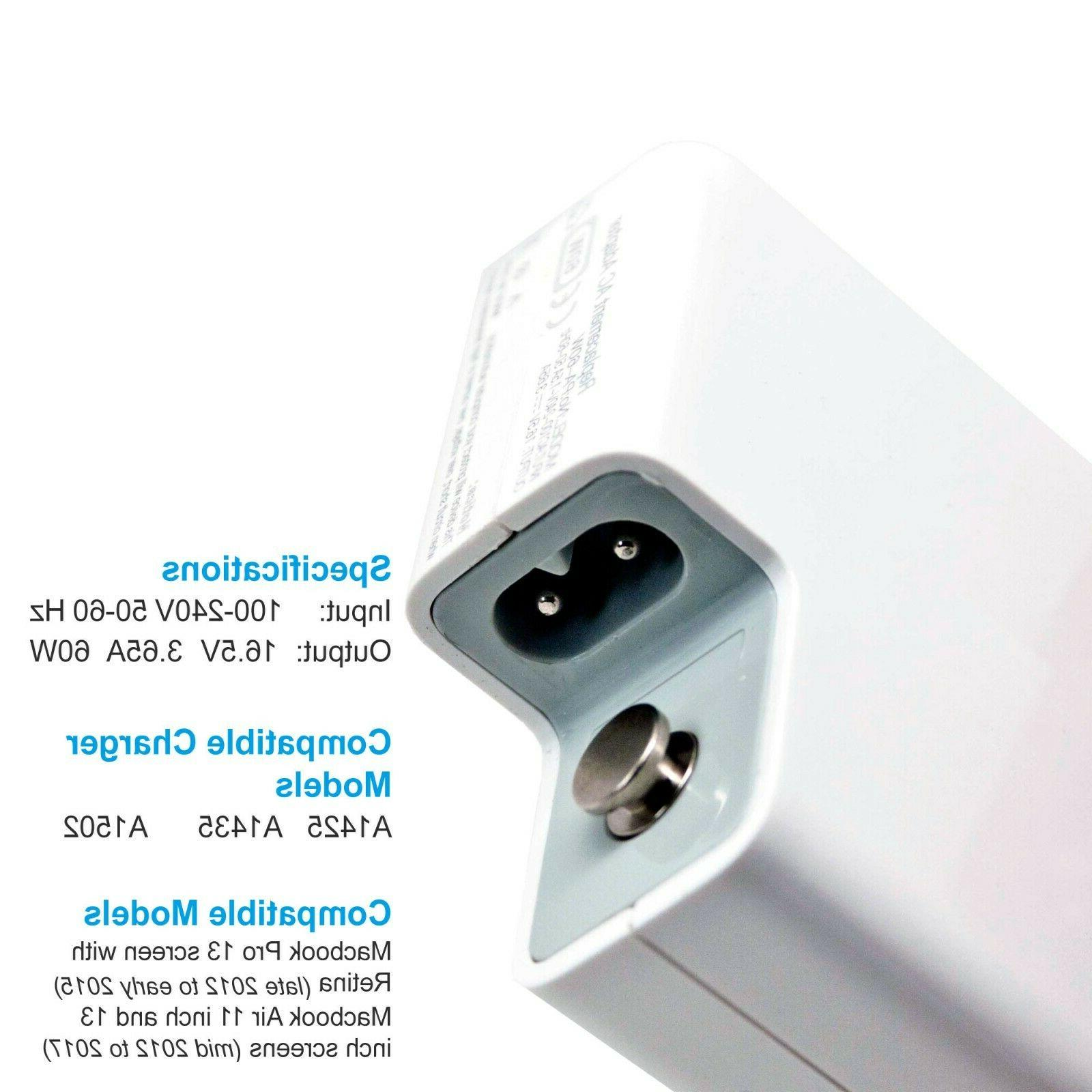 MacBook Pro Charger Replacement Mag Connector for late early 2015