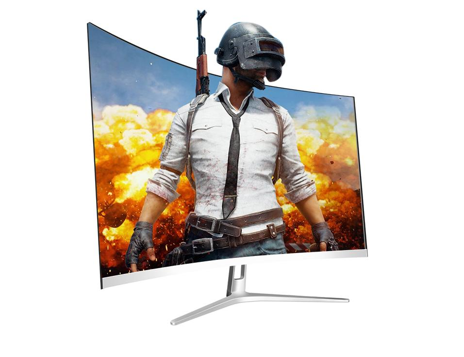 New Curved 32 75hz Gaming HD LED Curved