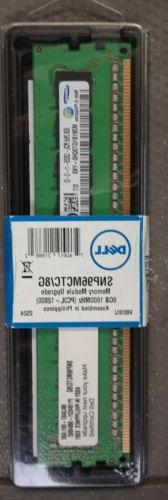 NEW IN SEALED PACKAGE 8GB Memory / RAM SNP96MCTC/8G A6960121
