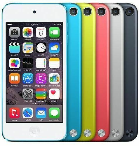 New! Apple iPod 5th Generation Dual Cameras-