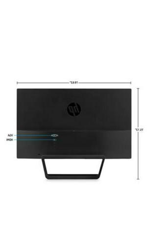 HP Pavilion Gaming Computer LED PC 21-5in