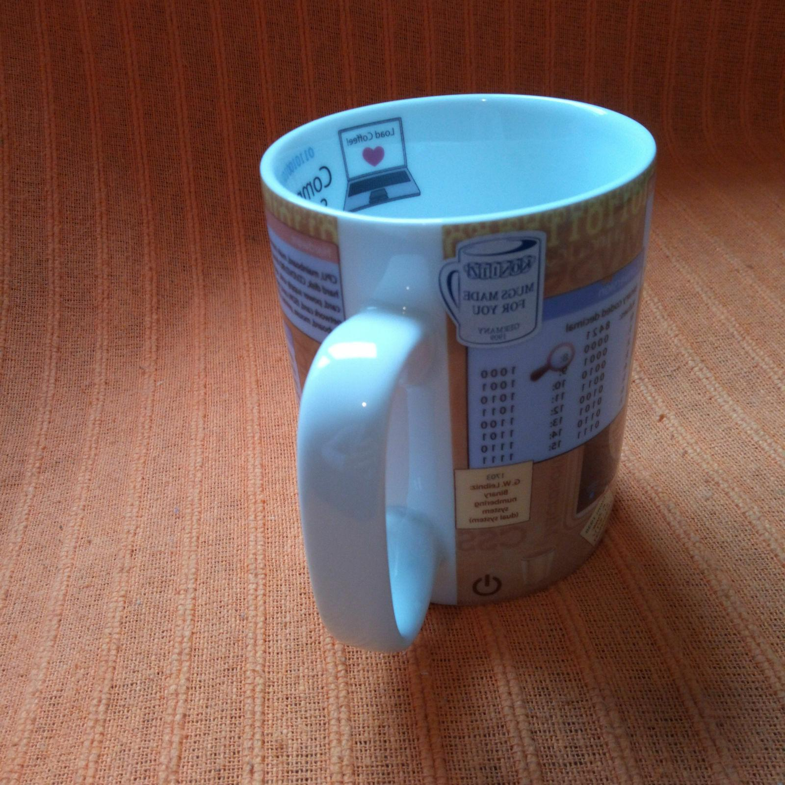 Porcelain Mug Computer Science Programmer 460ml
