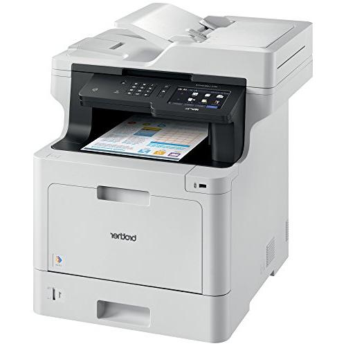 Brother Laser All-in-One Advanced Duplex & Wireless Networking, Business Printing, Network Connectivity, Device & Scanning