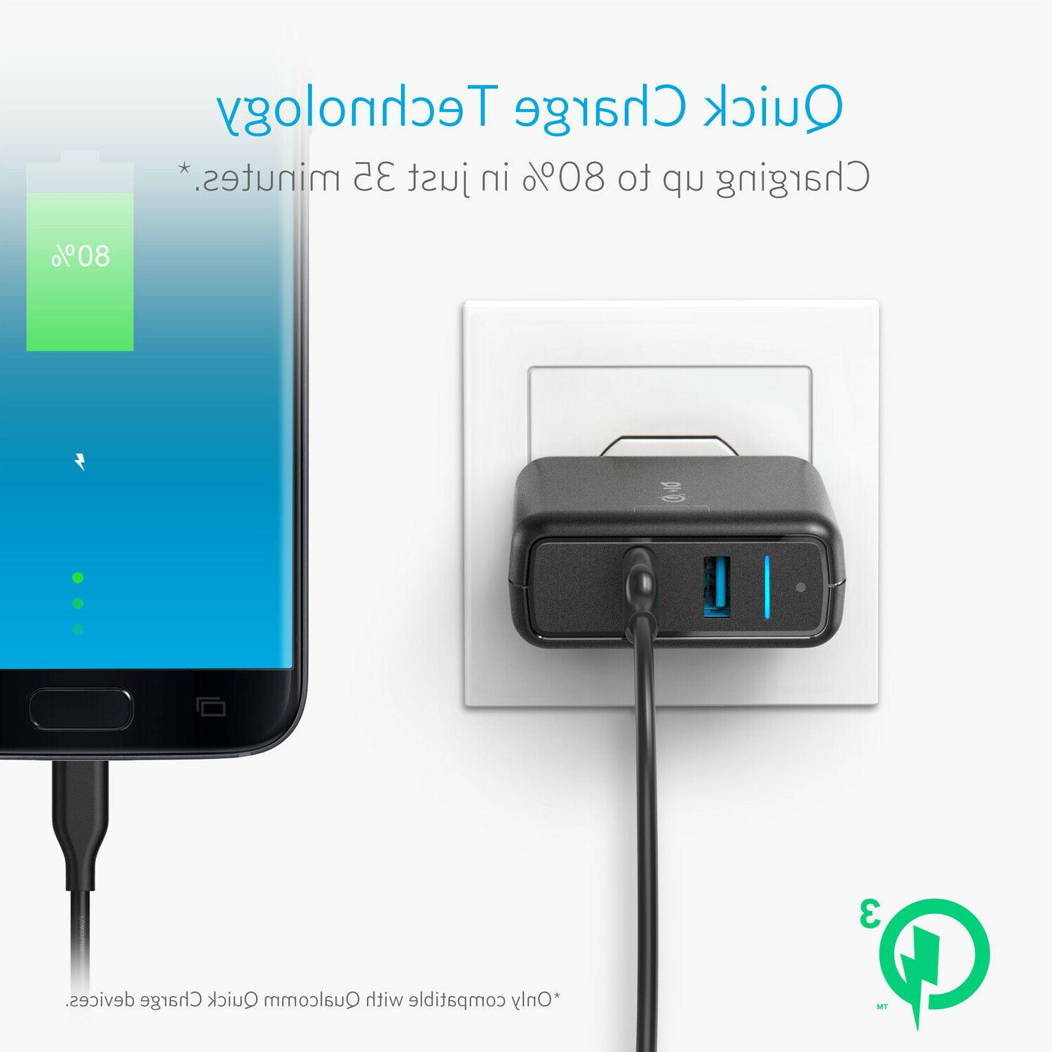 Anker Charge 2 Galaxy iPhone