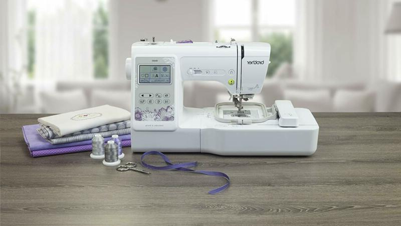 Brother Sewing Computerized And Embroidery Machine