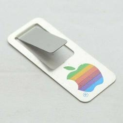 Lot of 10 RARE Original Vintage Apple Computer Rainbow Logo