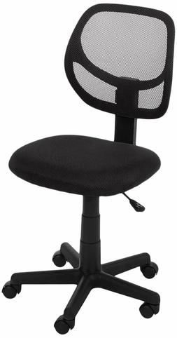 AmazonBasics Low-Back Computer Task Office Desk Chair with S
