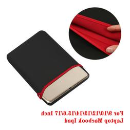 For MacBook Pro Sleeve Case For Apple Dell Lenovo ASUS Xiaom